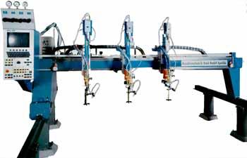 газовая резка иоборудование длярезки металла